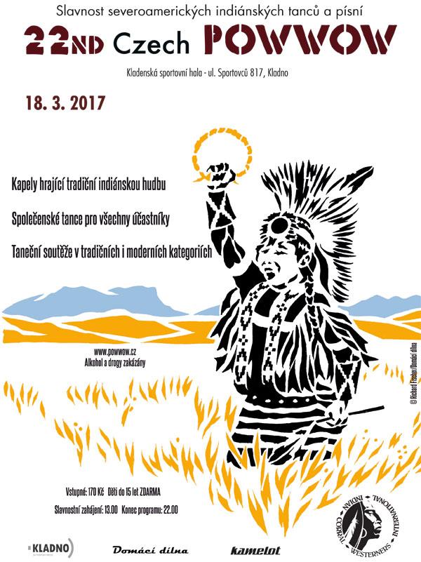 22nd Czech Powwow, Kladno, 18.3.2017
